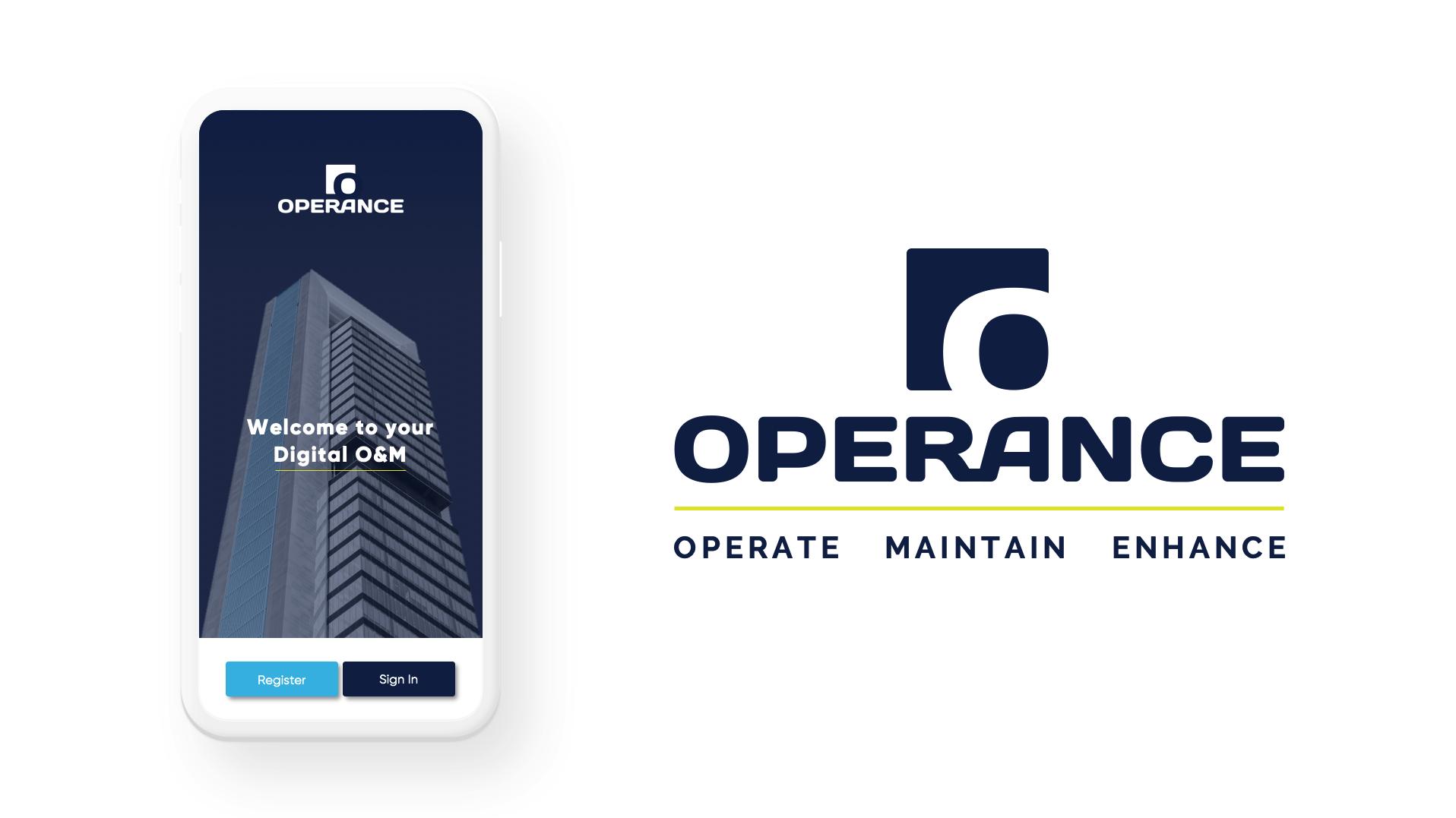 Operance - Digital O&M by Bimsense.