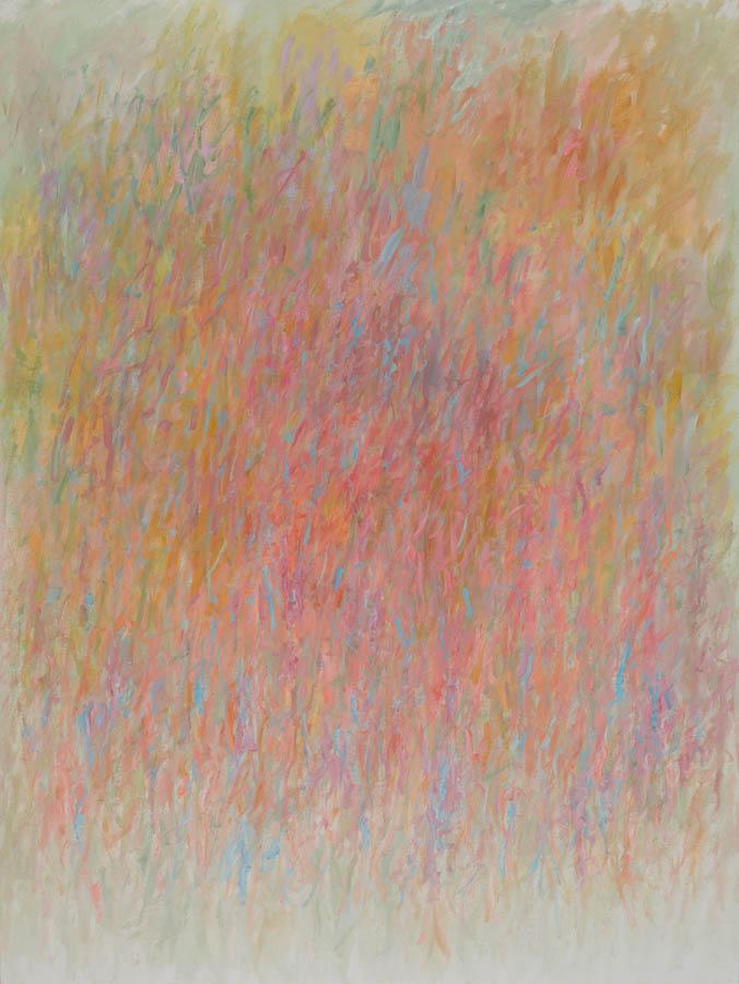 Daylight, c. 1990s, Acrylic on Canvas