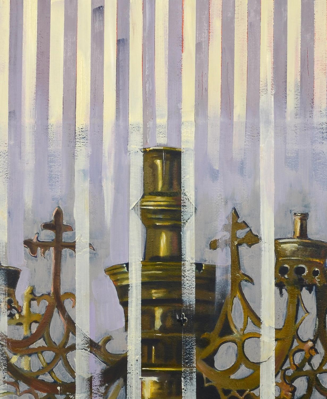 Chandelier I, Detail