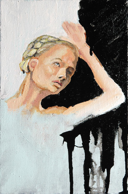 Pyrah, Oil on canvas, 20x30 cm, 2008