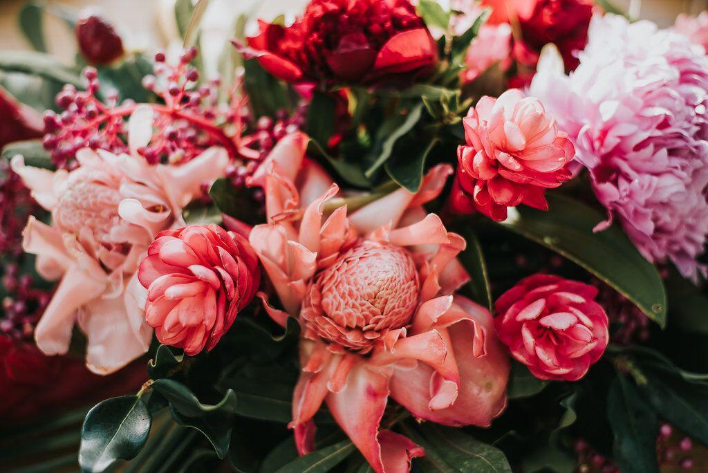 Floral by Ocean Dreamer