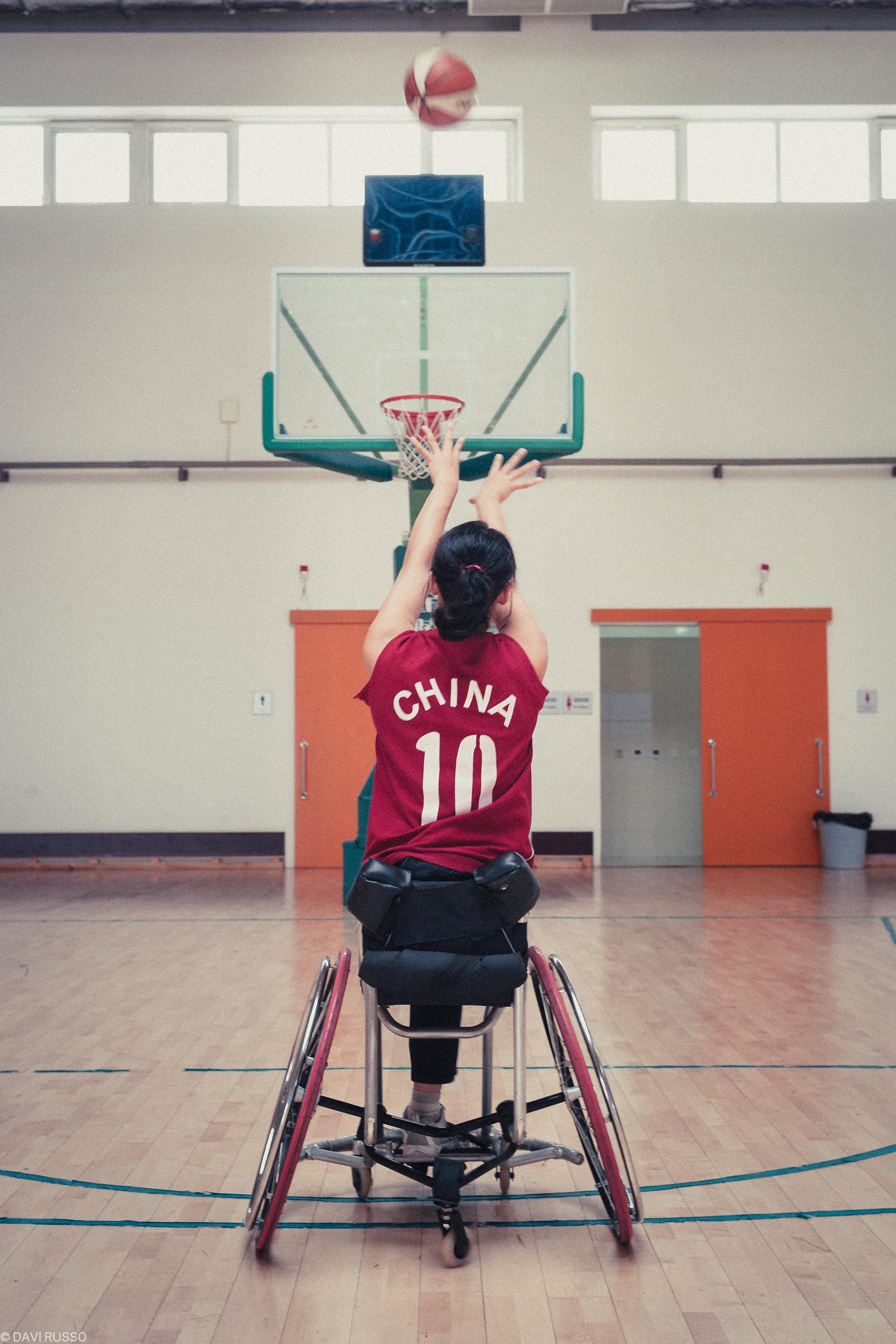 China Paralympics