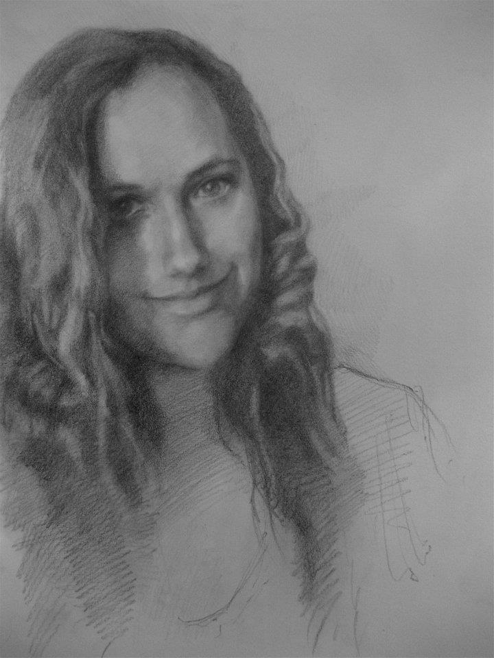 Portrait - Pencil