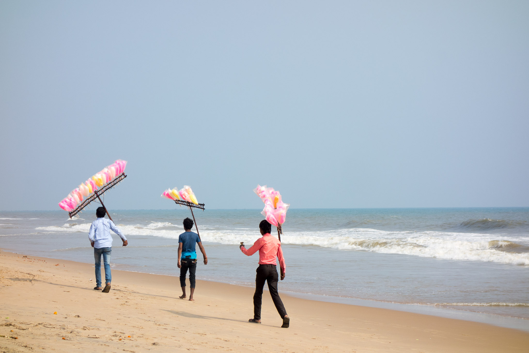 Cotton Candy on the Beach, Puri, India.jpg