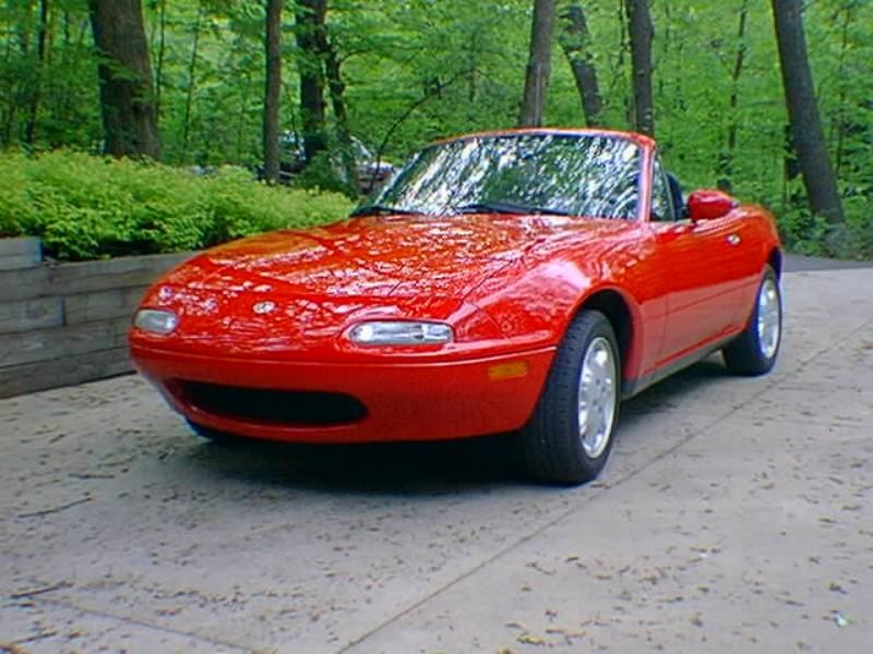 1996 Miata