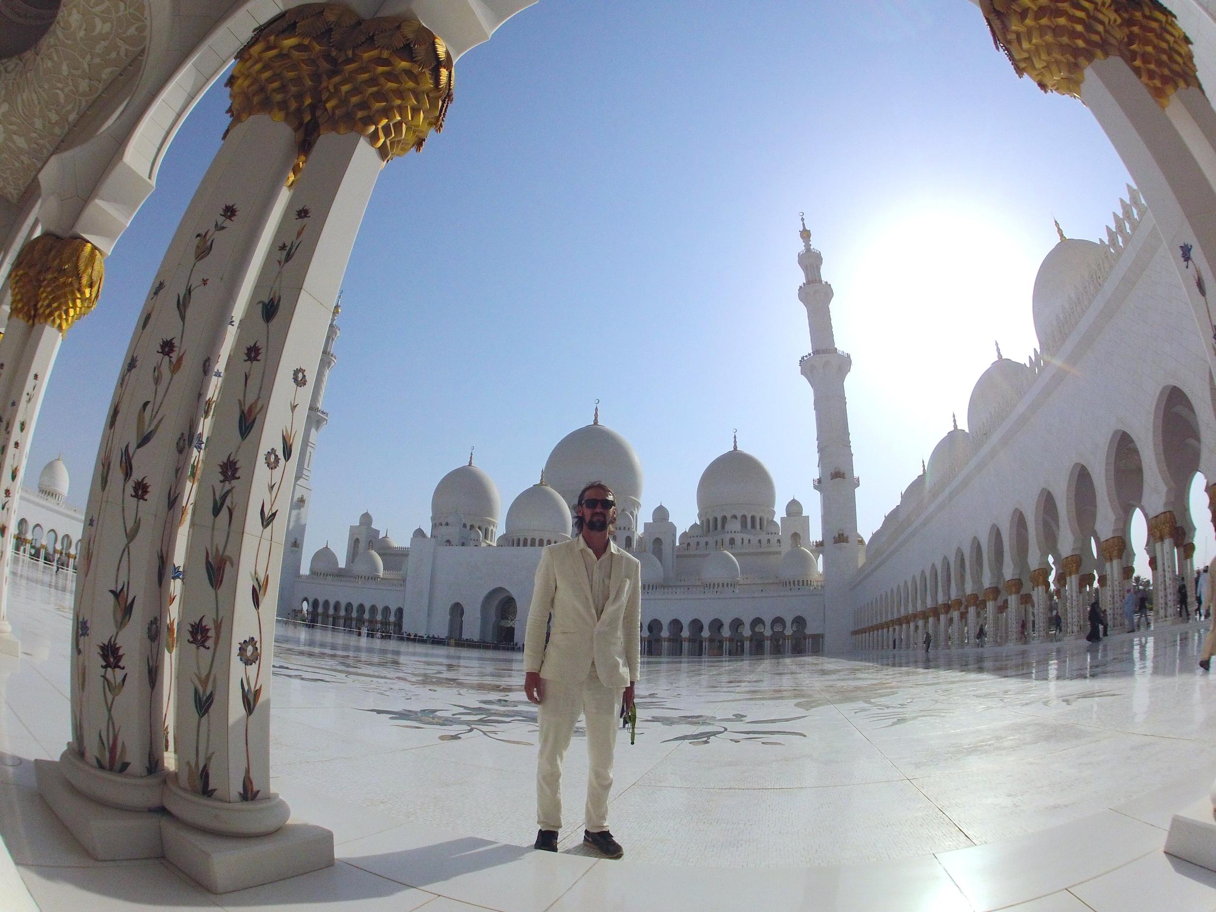 Sheik Zayed Mosque, UAE