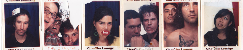 Remember your evening at the Cha-Cha Lounge