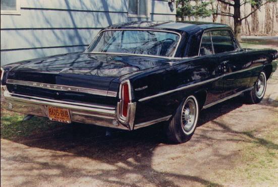 1964 Pontiac Catalina Ventura 1st Place 1987 Pontiac Oakland Club International Convention- Sturbridge, Mass.
