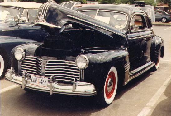 1941 Pontiac 2627D Sedan Coupe 1st Place 1987 Pontiac Oakland Club International Convention- Sturbridge, Mass.