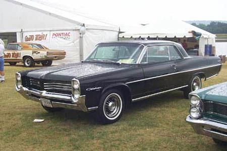 1964 Pontiac Catalina Ventura 1st Place Gold Class