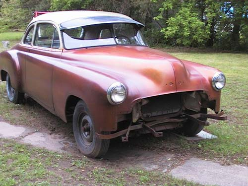 1949 Chevrolet Sport Coupe