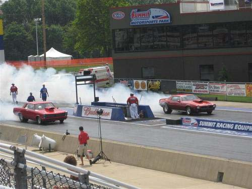 Ames Performance Tri-Power Nationals