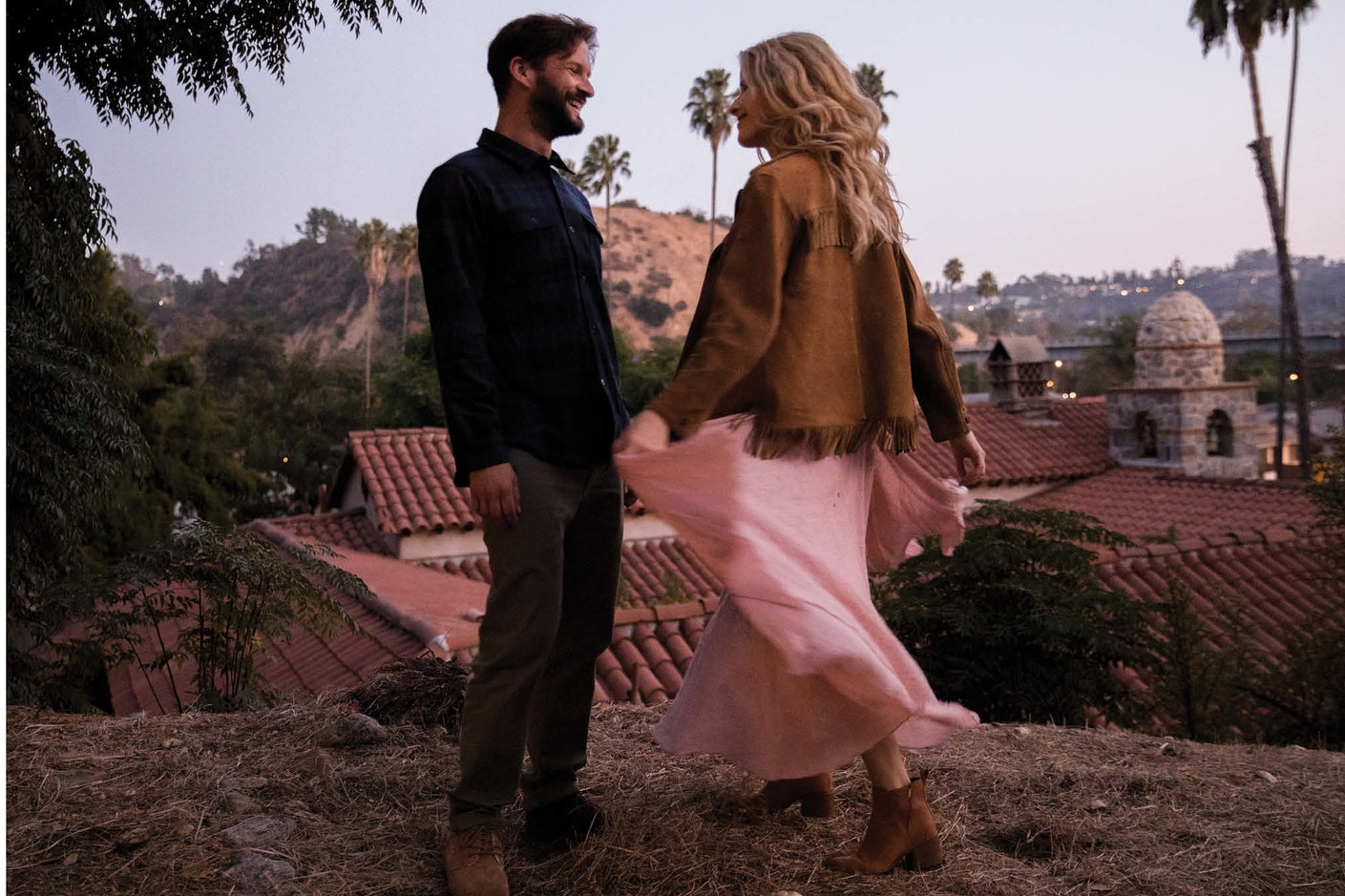 From PCH to              the Pan American - TOMS Fall/Winter 2018 Seasonal Direction