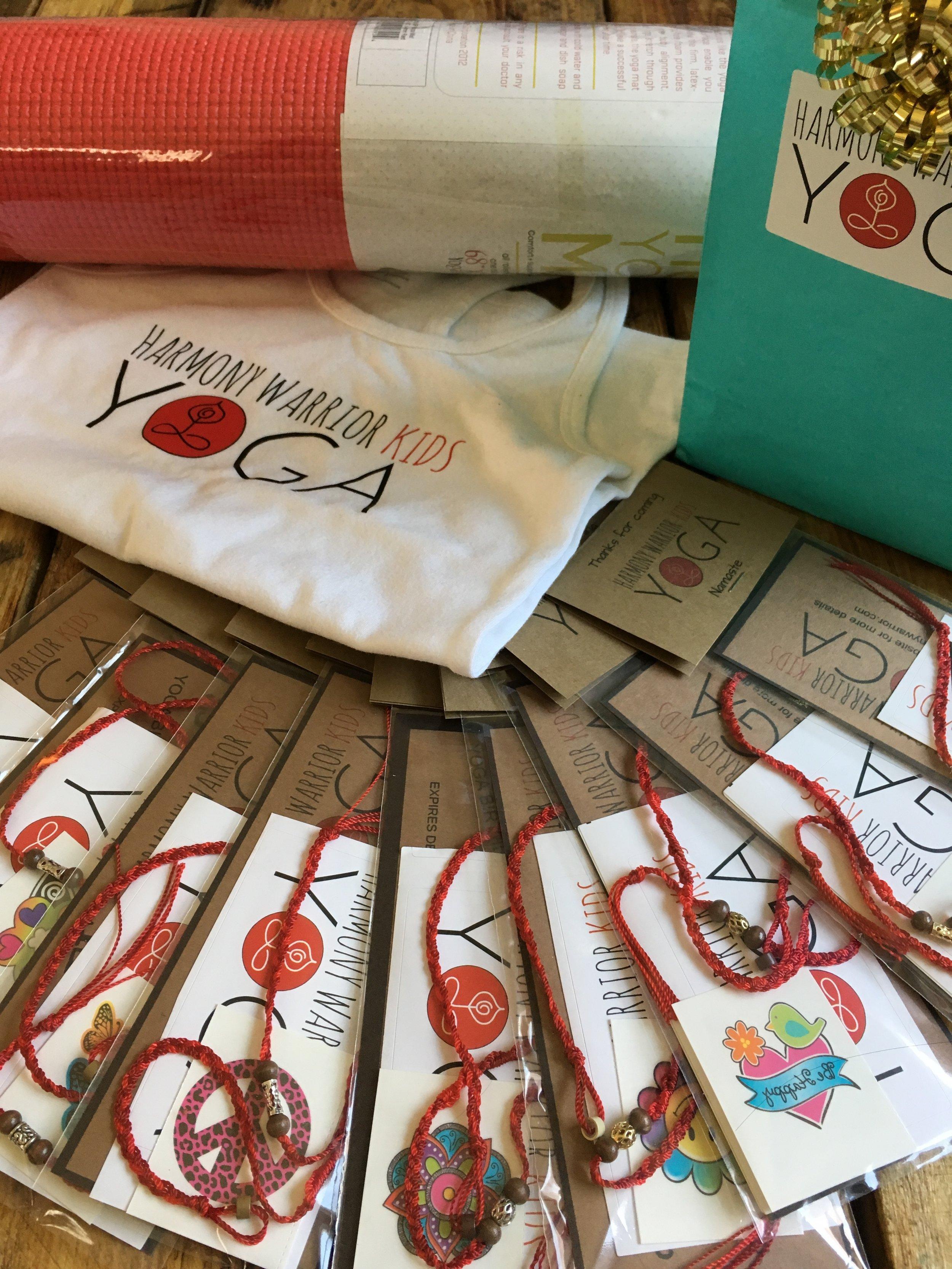 Goody Bags & Gift