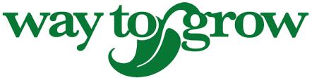 Way to grow logo