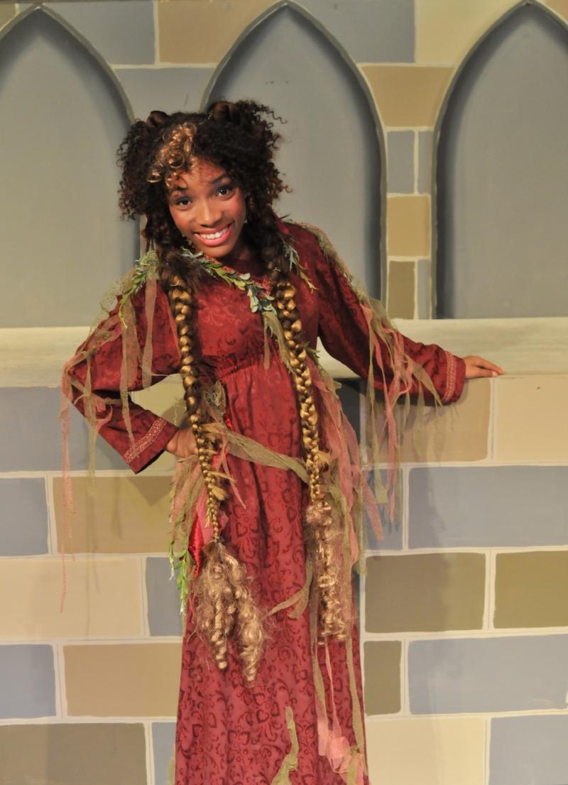 Kiara Jones, Once Upon a Mattress