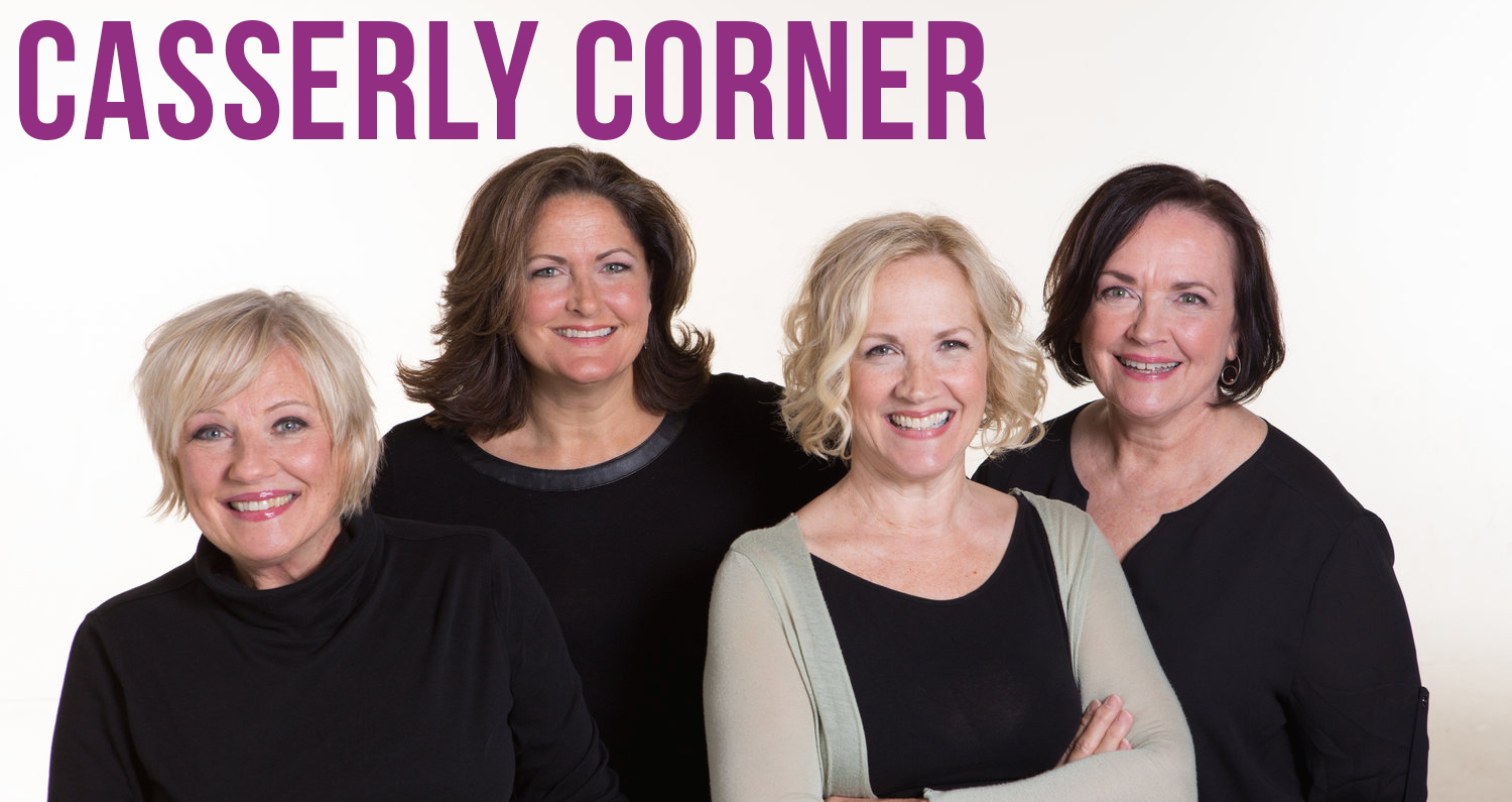 Casserly Corner is our monthly blog series drawing on the experience of the five Casserly Sisters, the driving creative force behind Lundstrum. Working as instructors in performing, singing, and dancing, The Sisters offer over 125 years of combined professional experience to draw on.