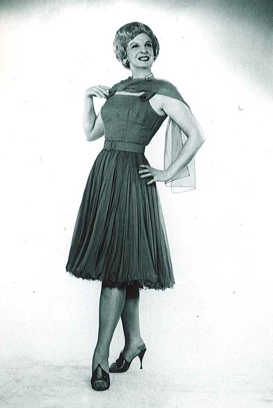 Dorothy was a model of grace and poise to her students.
