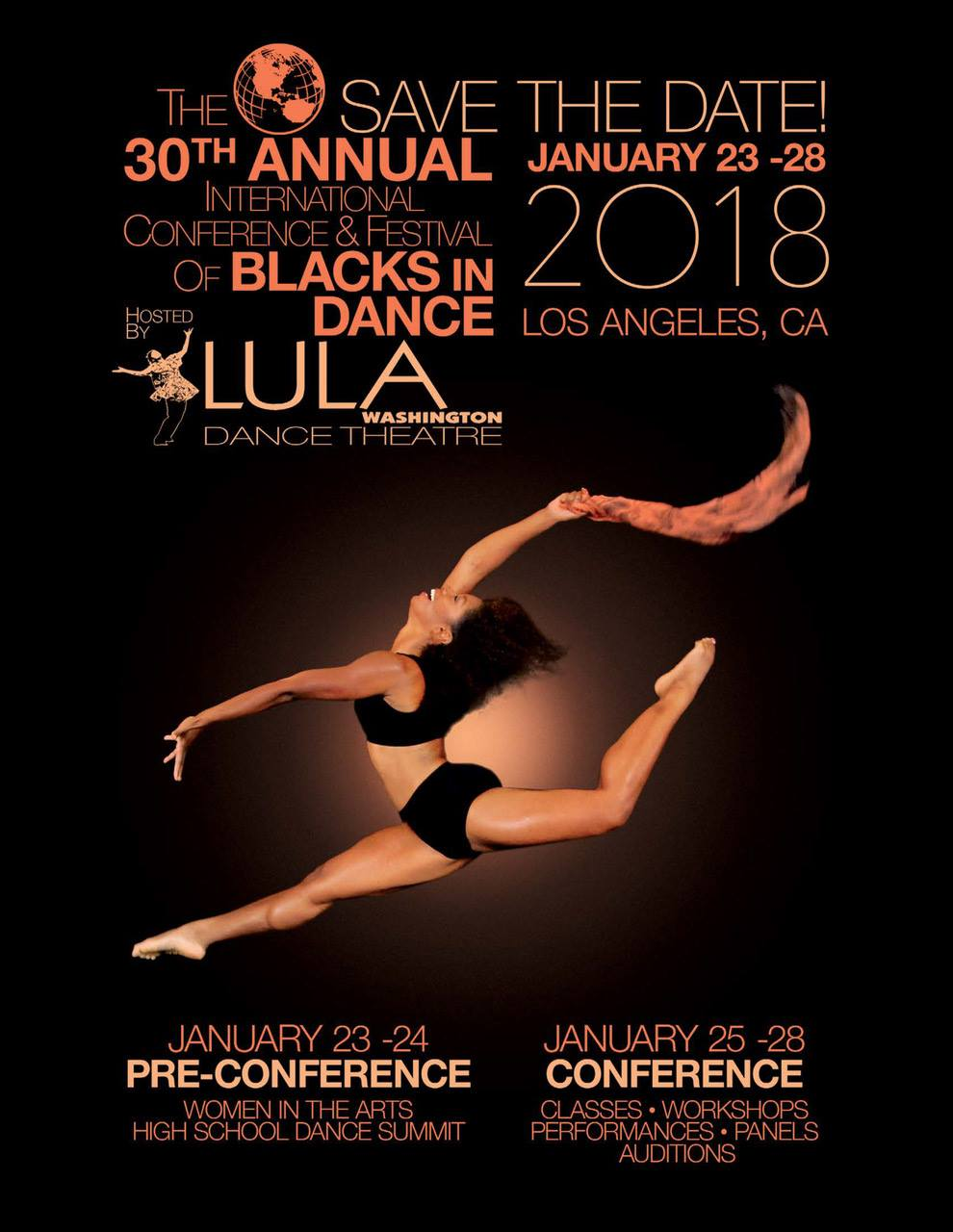 IABD is dedicated to exploring the experience of blacks through dance.