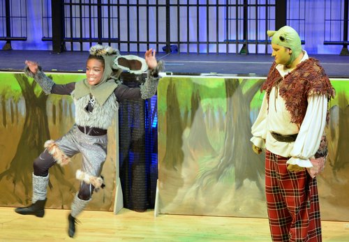 Shrek the Musical - To view the show gallery, click here.