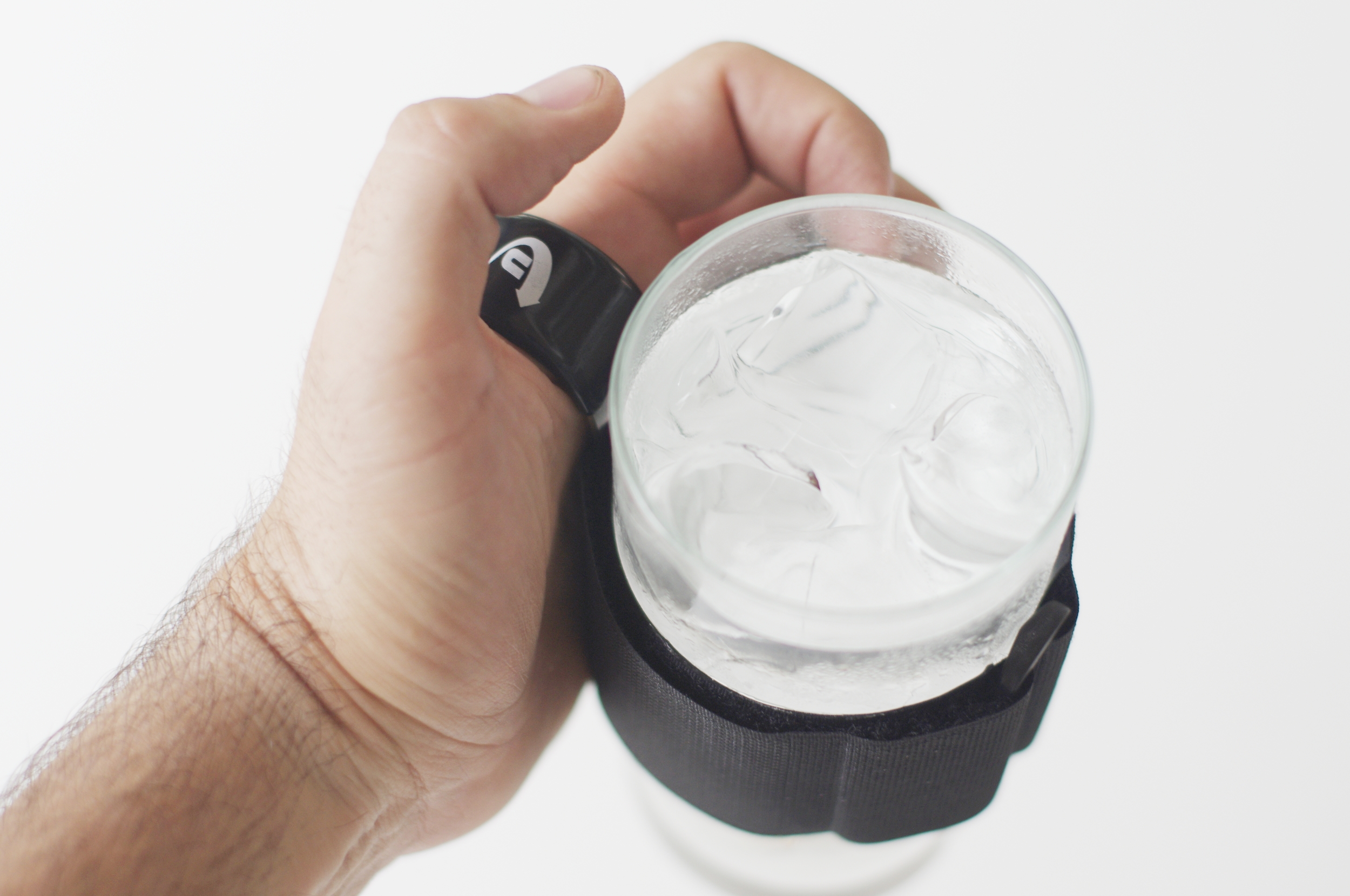 uDrink clear glass hand.JPG