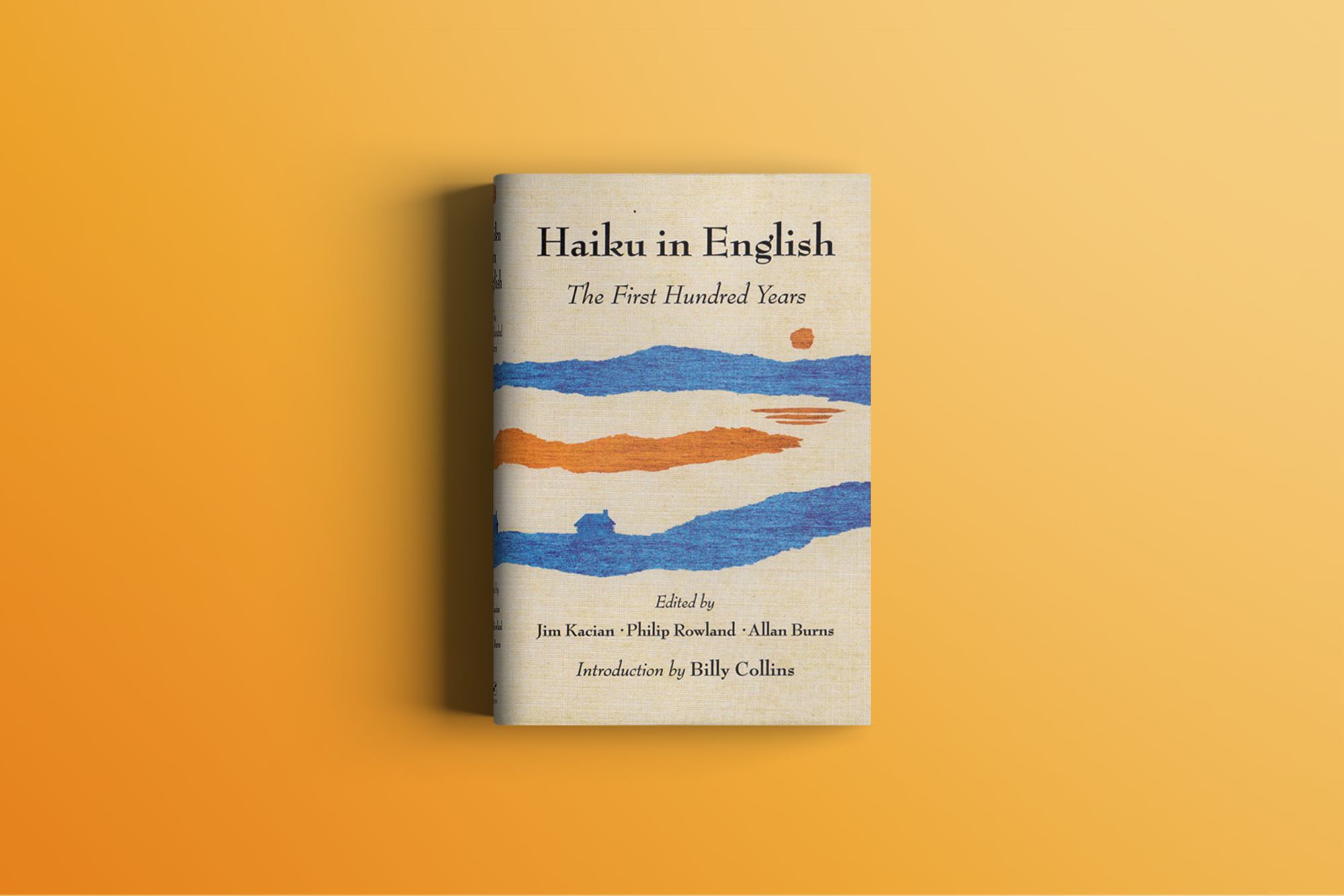 Haiku in English  Book Cover and Jacket Design