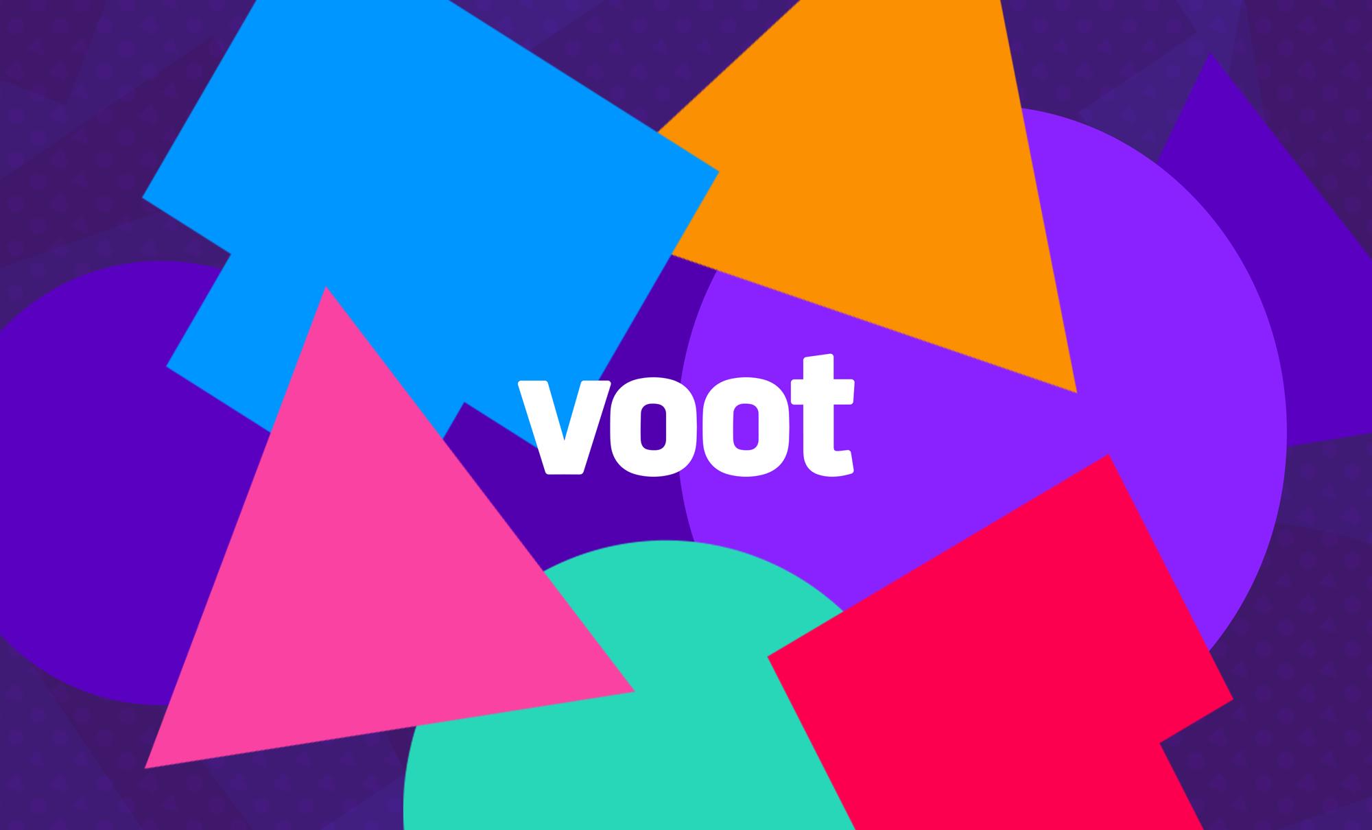 Voot  Branding • iOS • Android • Responsive Web