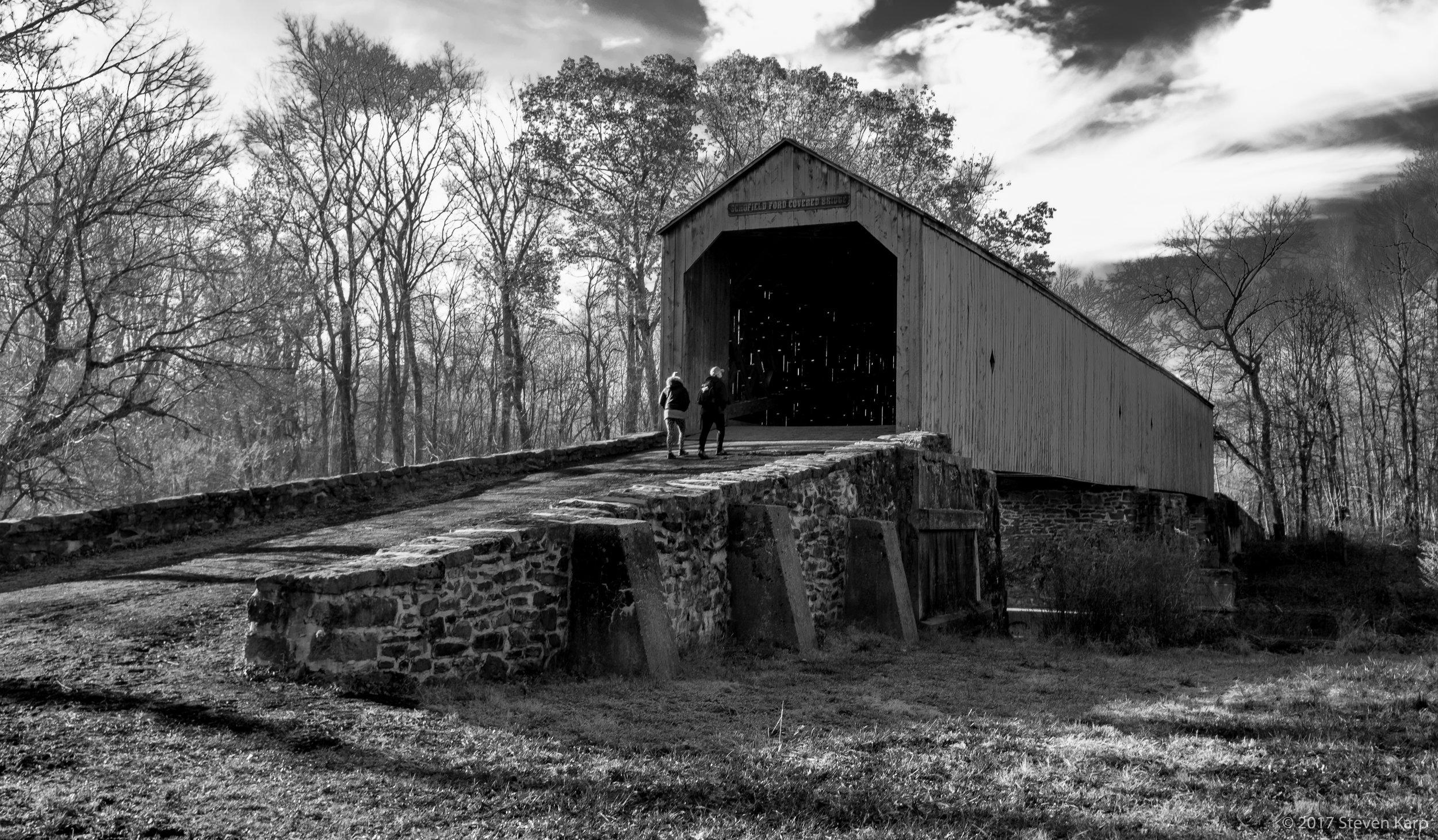 Schofield Ford Covered Bridge