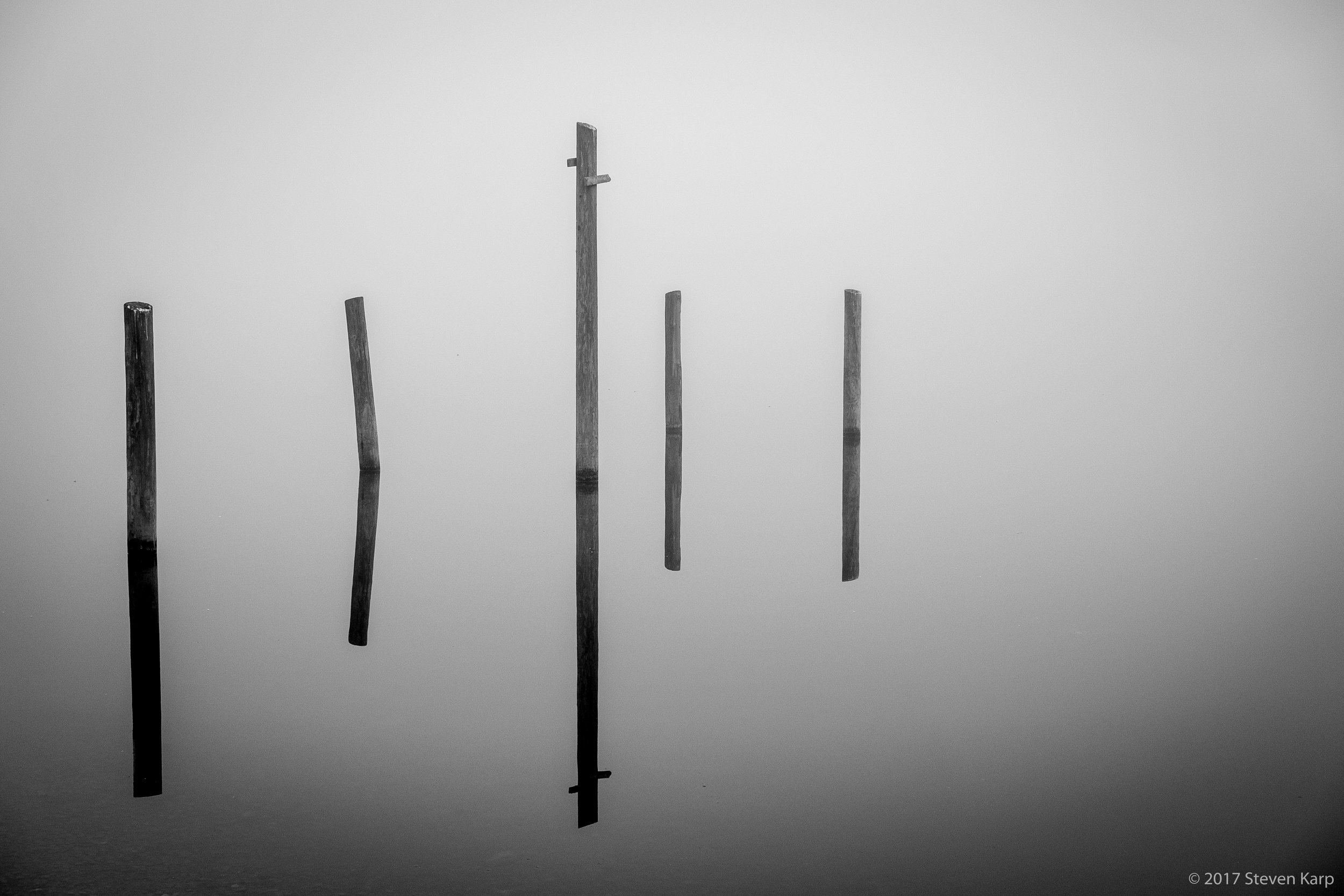 Fog on the Water #1