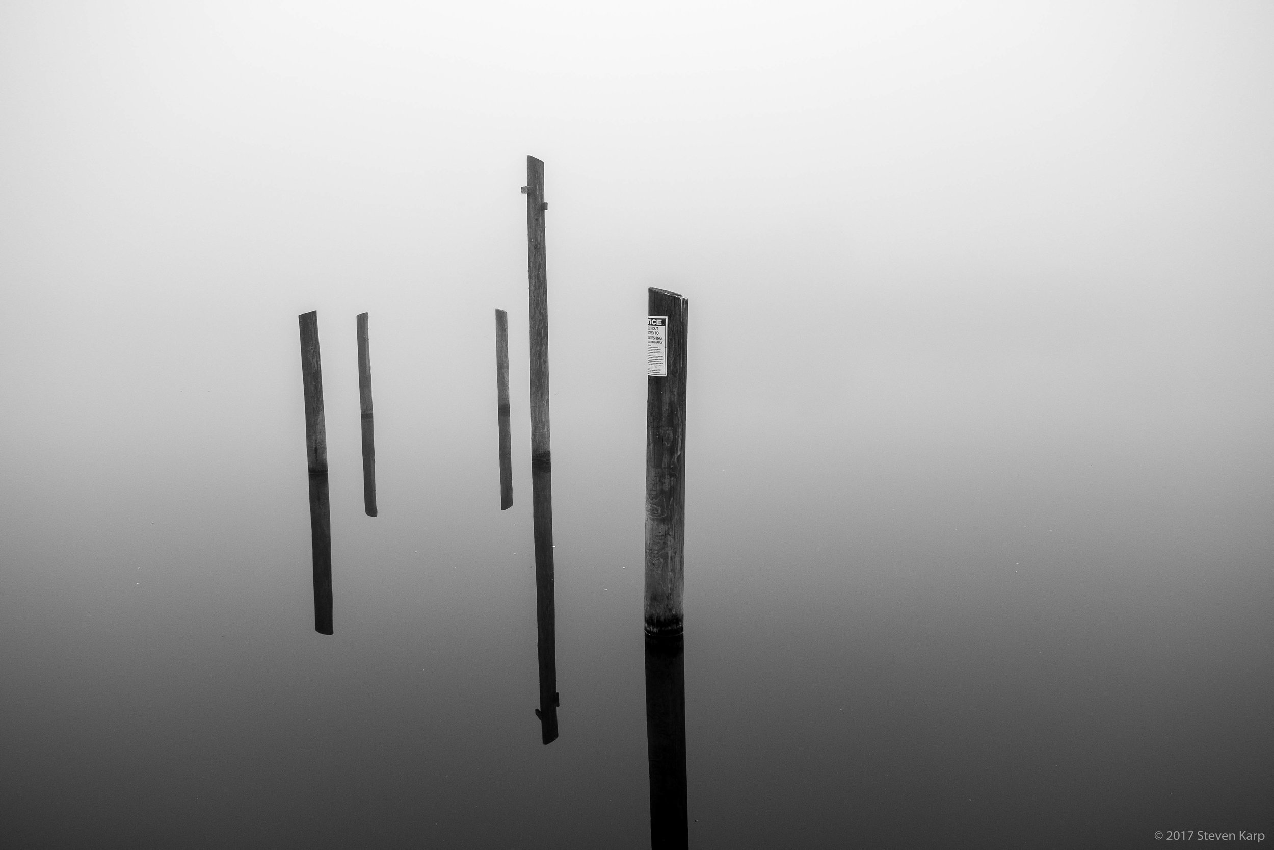 Fog on the Water #2