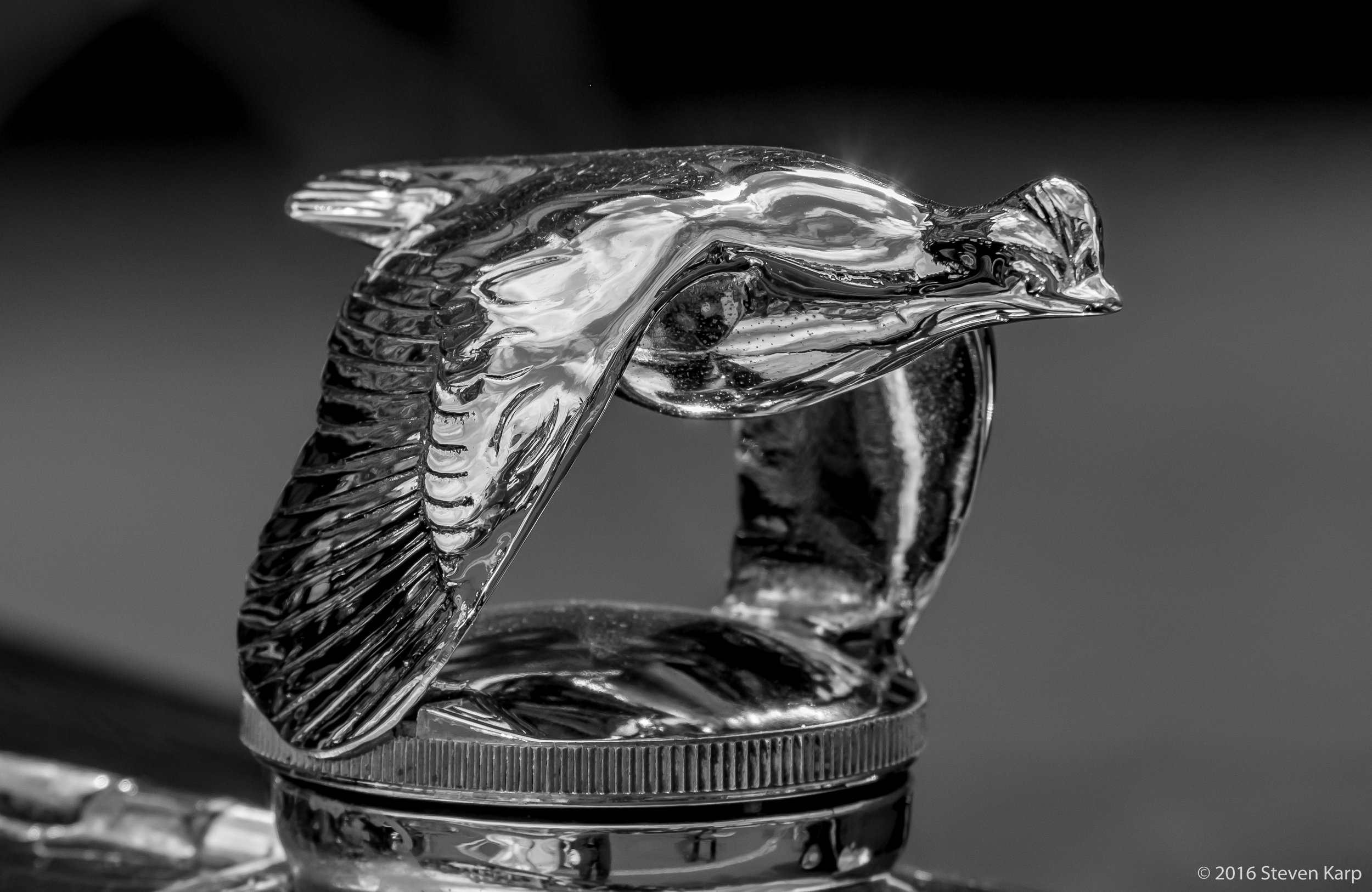 1928 ford Model A Hood Ornament