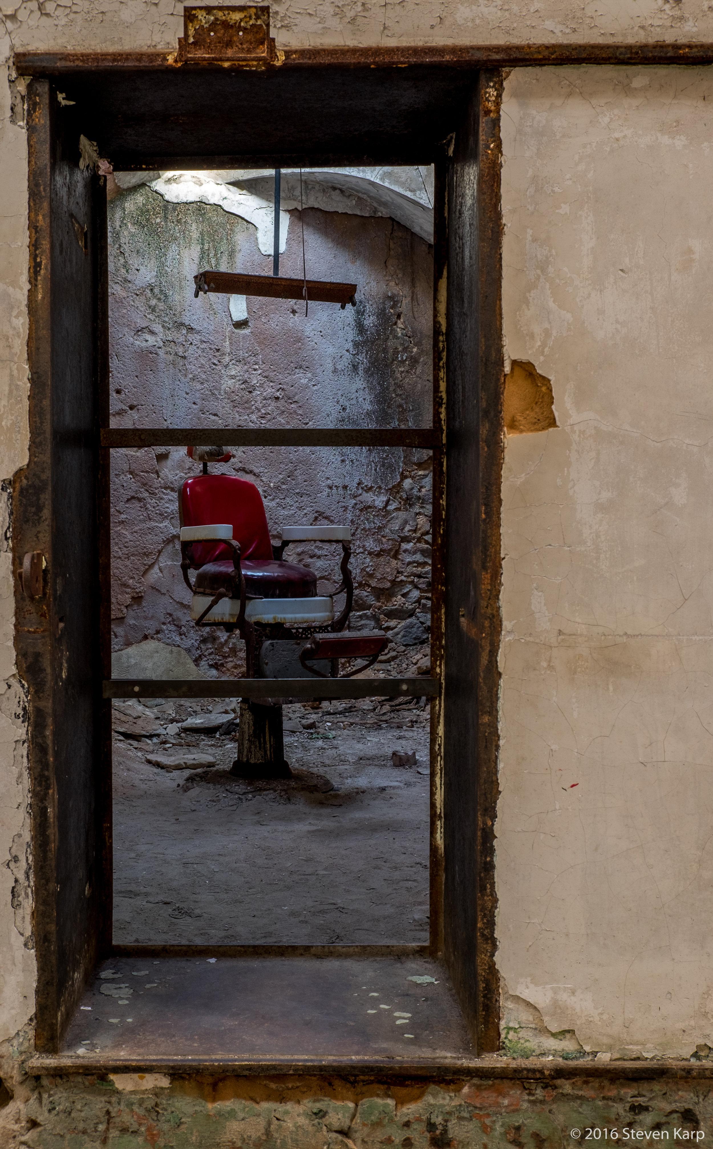 Eastern State Penitentiary Historic Site, Philadelphia Pennsylvania.
