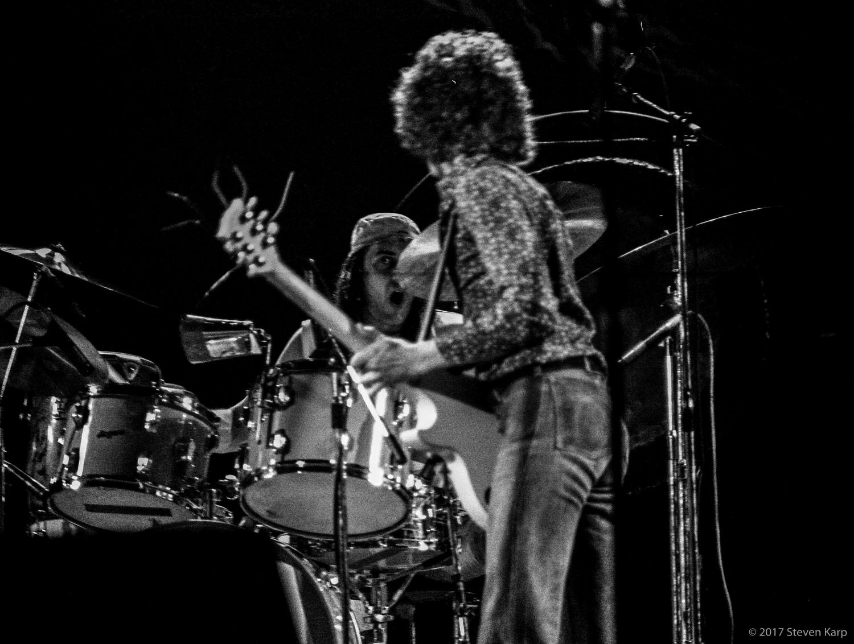 Fleetwood Mac, in Concert, October 1975 ©2017 Steven Karp