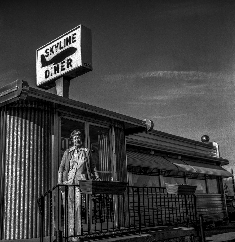 Skyline Diner 1976