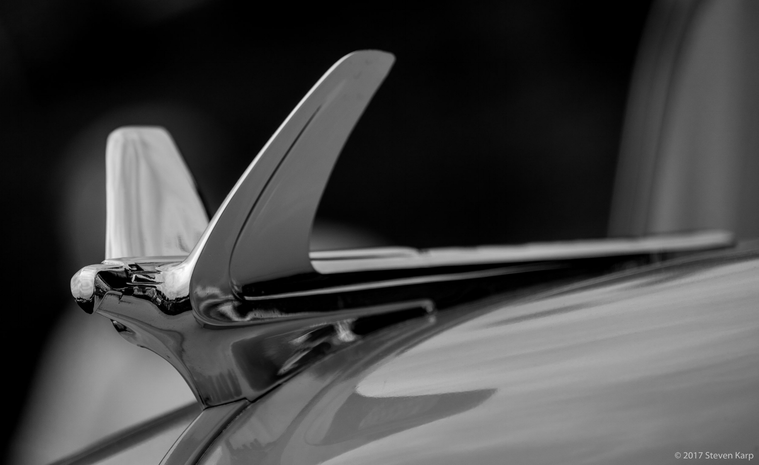 1950 Chevrolet Hood Ornament