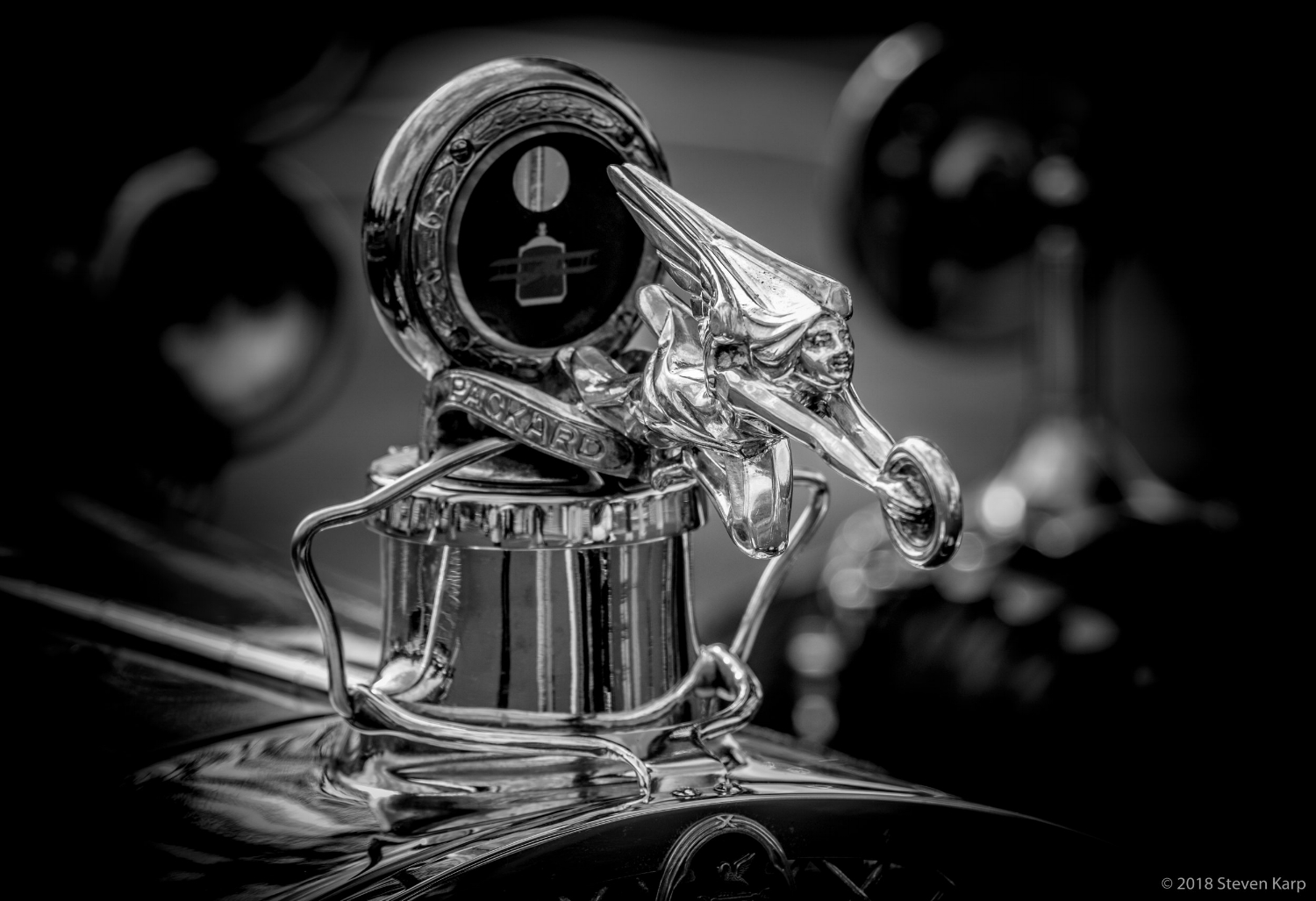 1927 Packard Hood Ornament