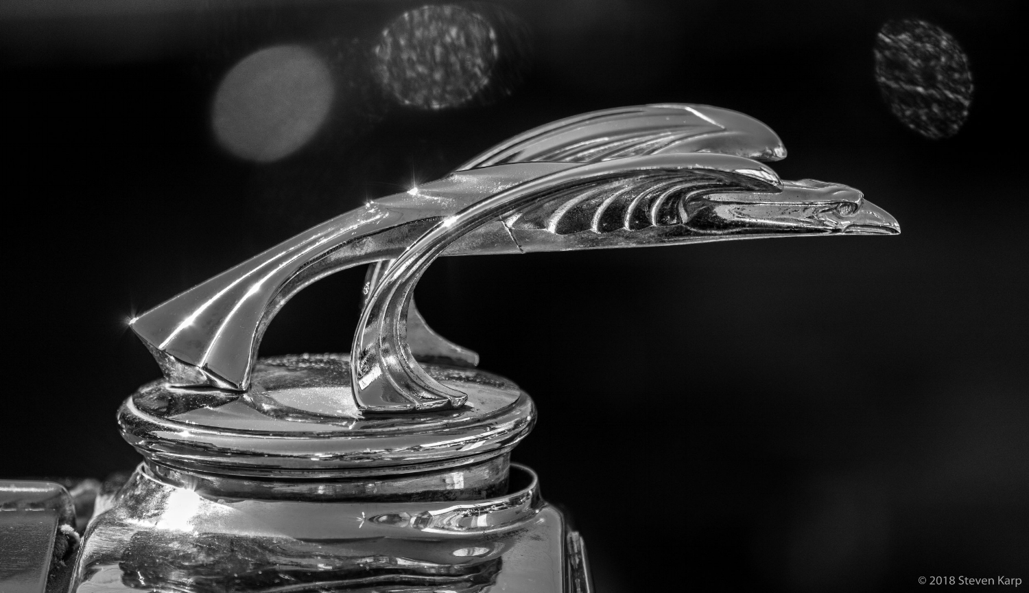 1931 Chevrolet Hood Ornament