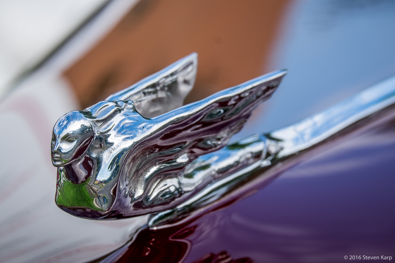 1941 Cadillac Hood Ornament
