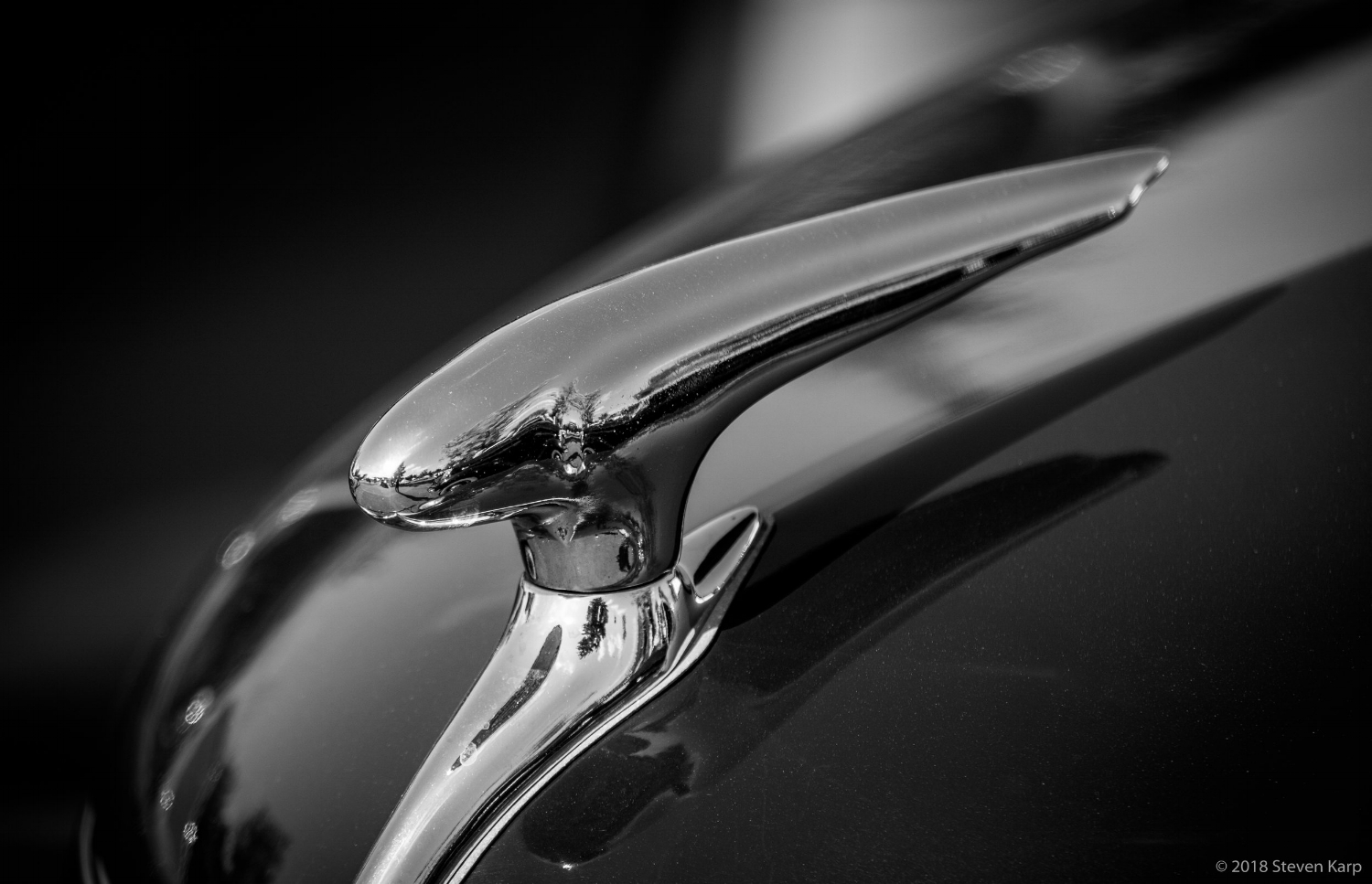 1937 Ford Hood Ornament
