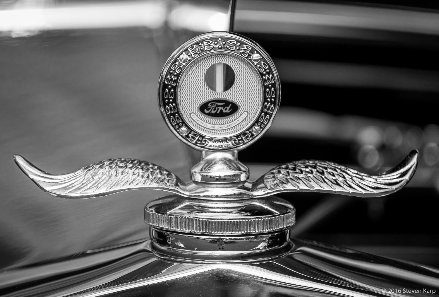 Ford Model A Hood Ornament
