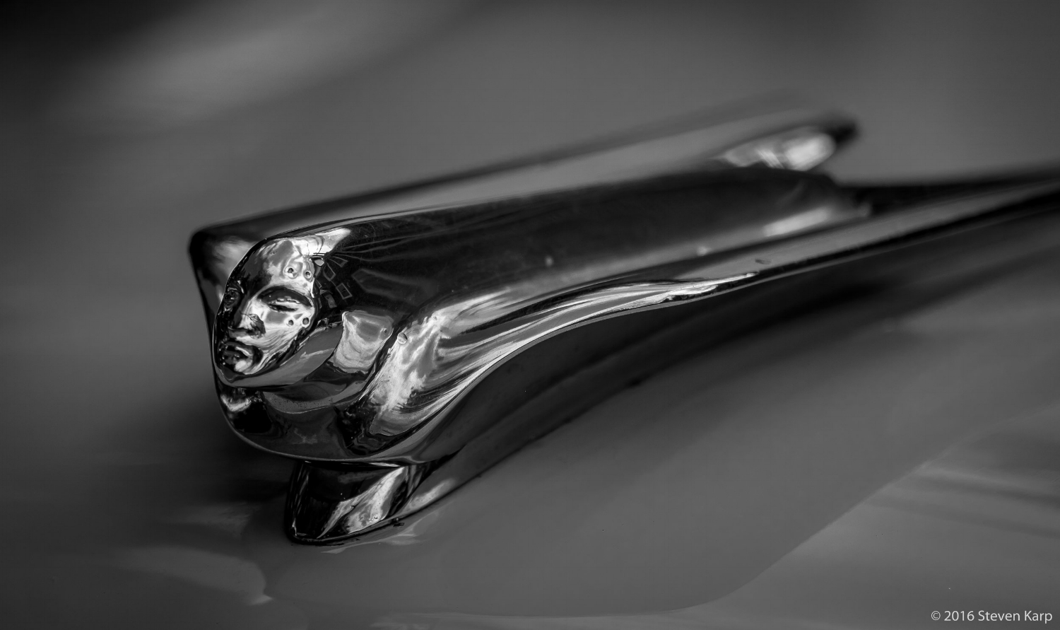 1953 Cadillac Hood Ornament