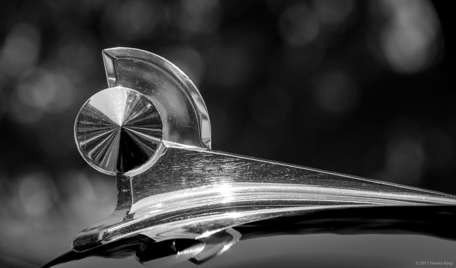 1949 Ford Hood Ornament