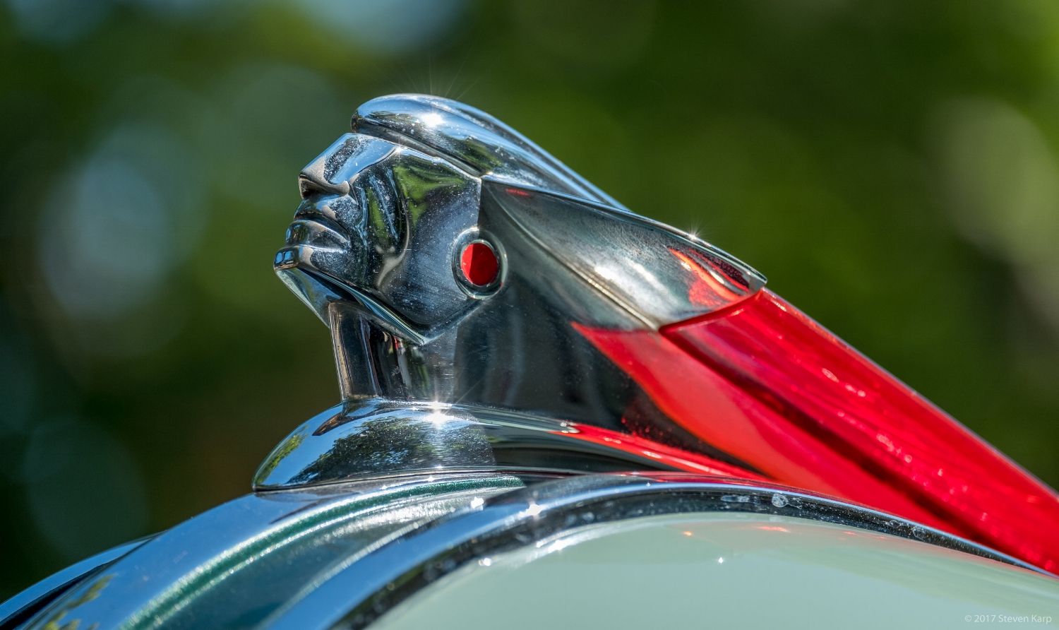 1948 Pontiac Hood Ornament