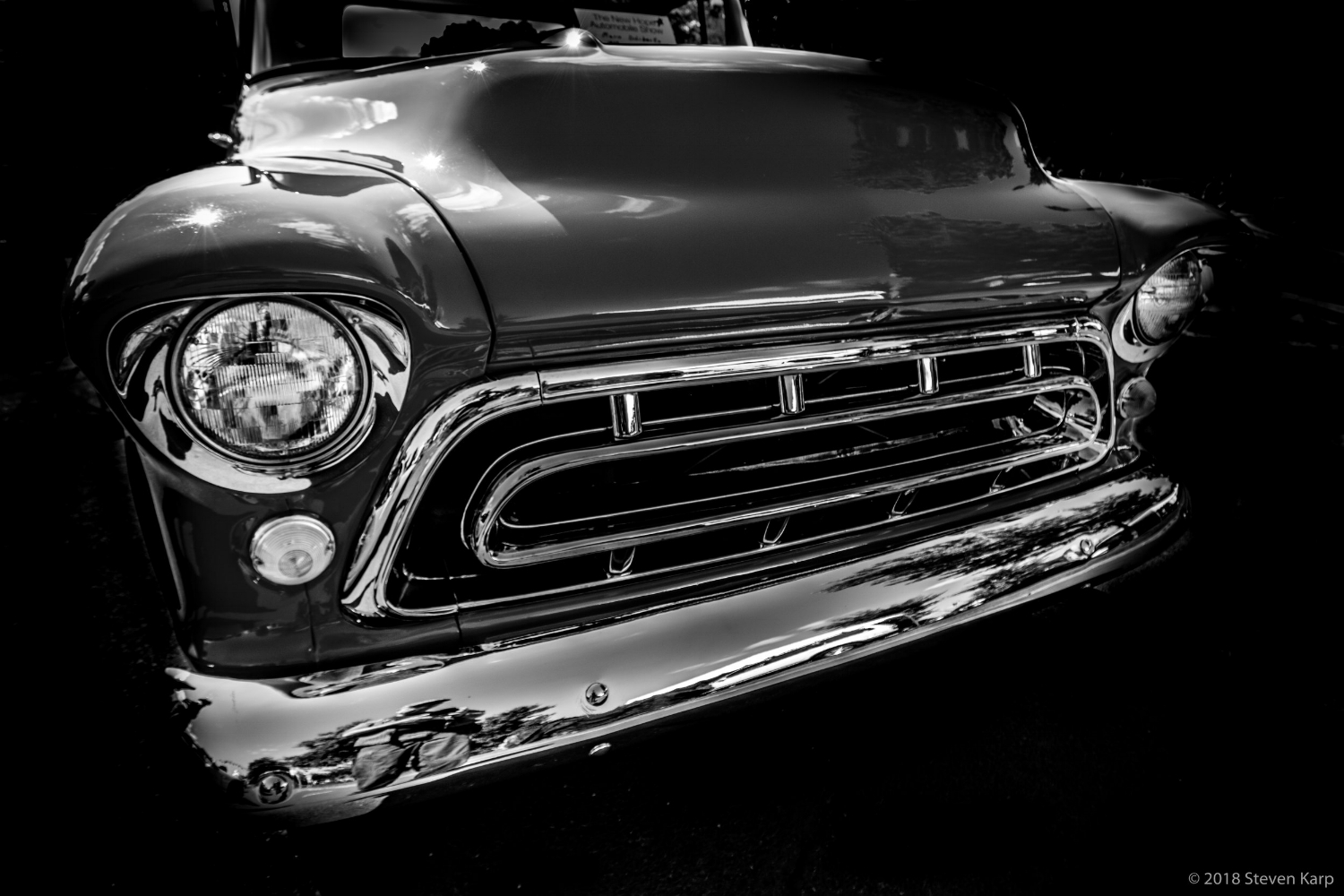 1957 Ford Chevy Pickup