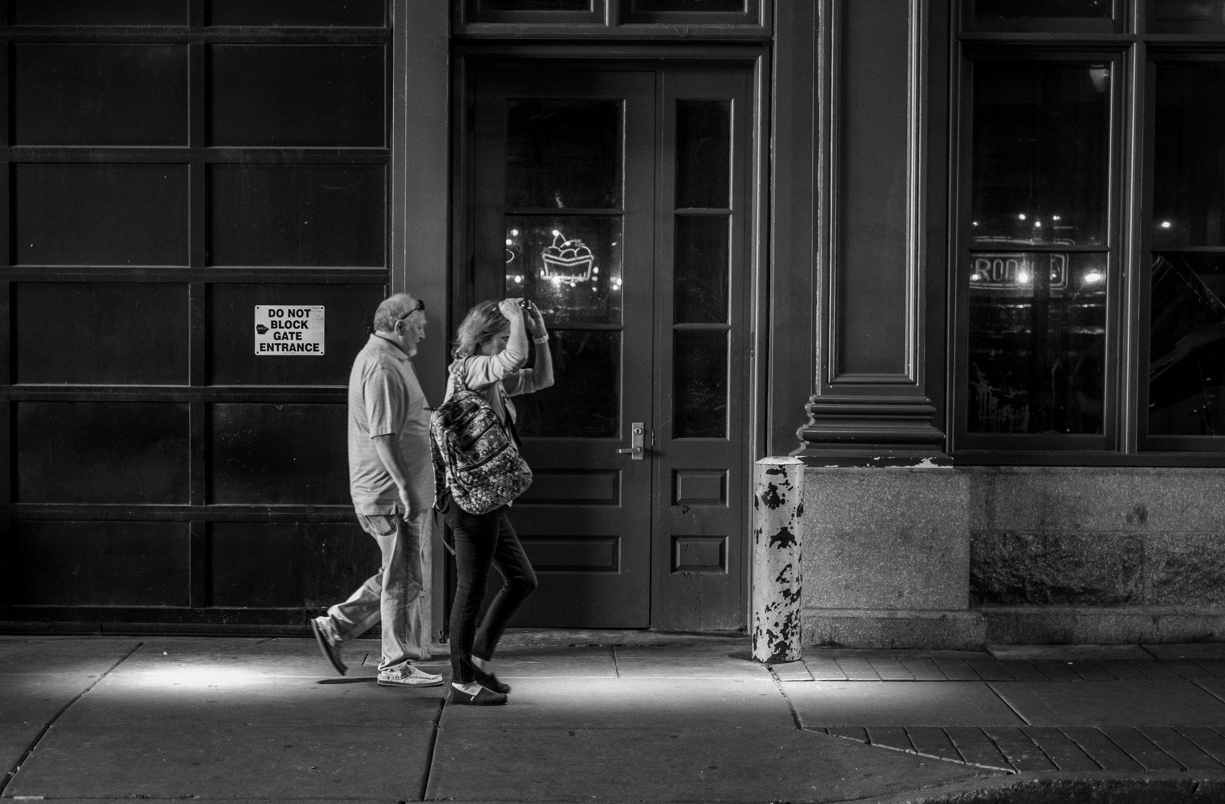 Walk into the Light ©2019 S. Karp
