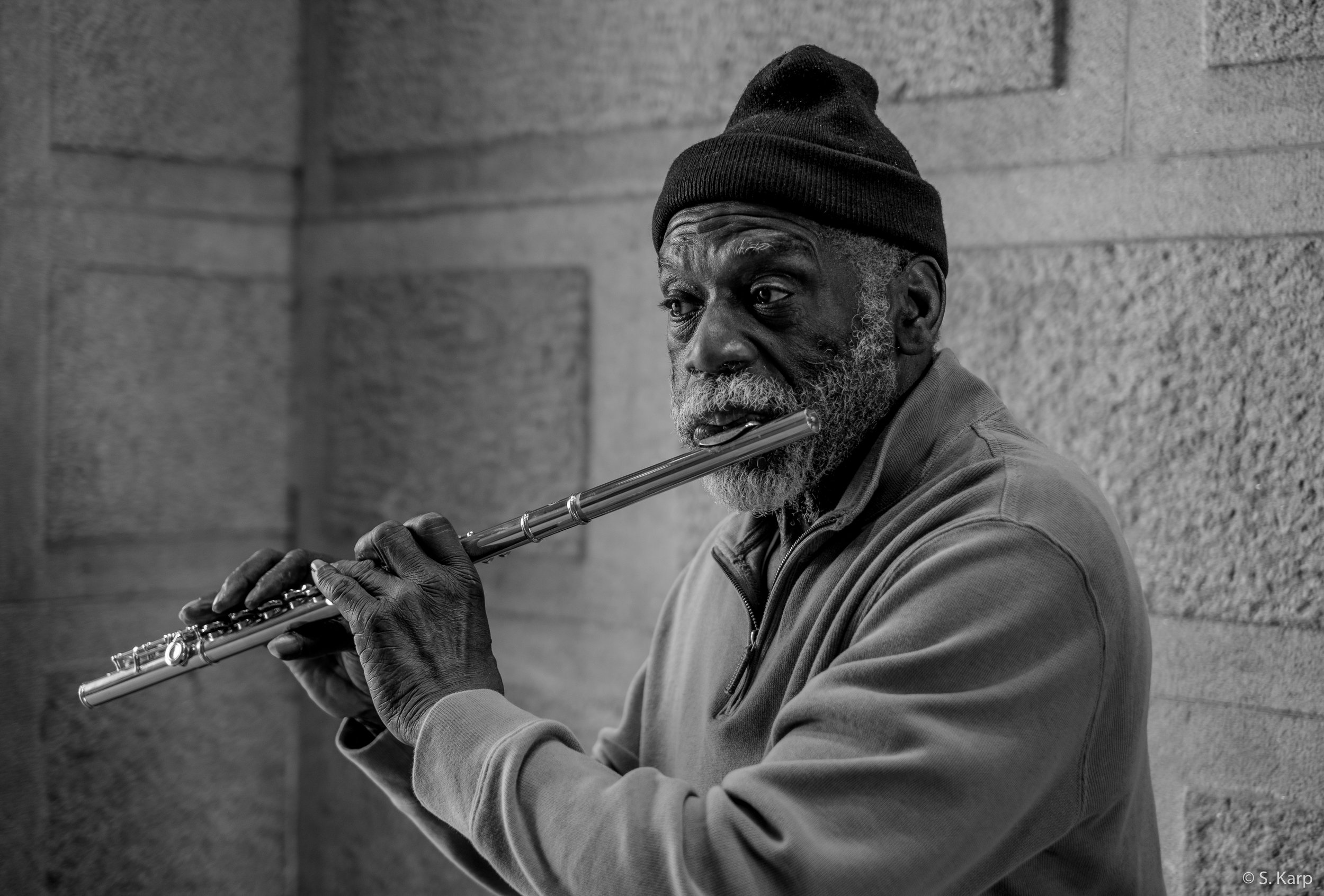 Flute Away ©Karp 2019