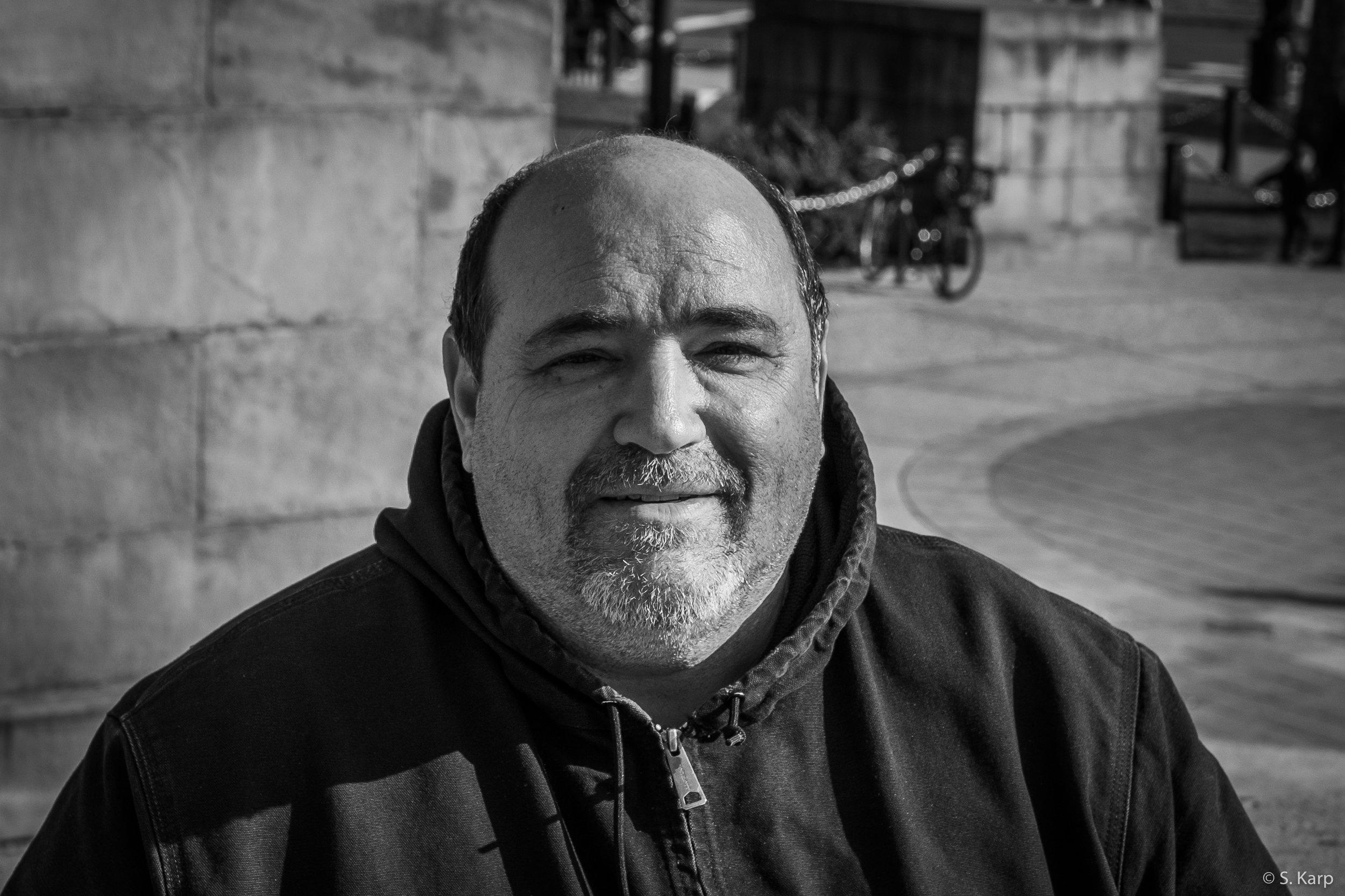 Street Vendor ©2019, Karp