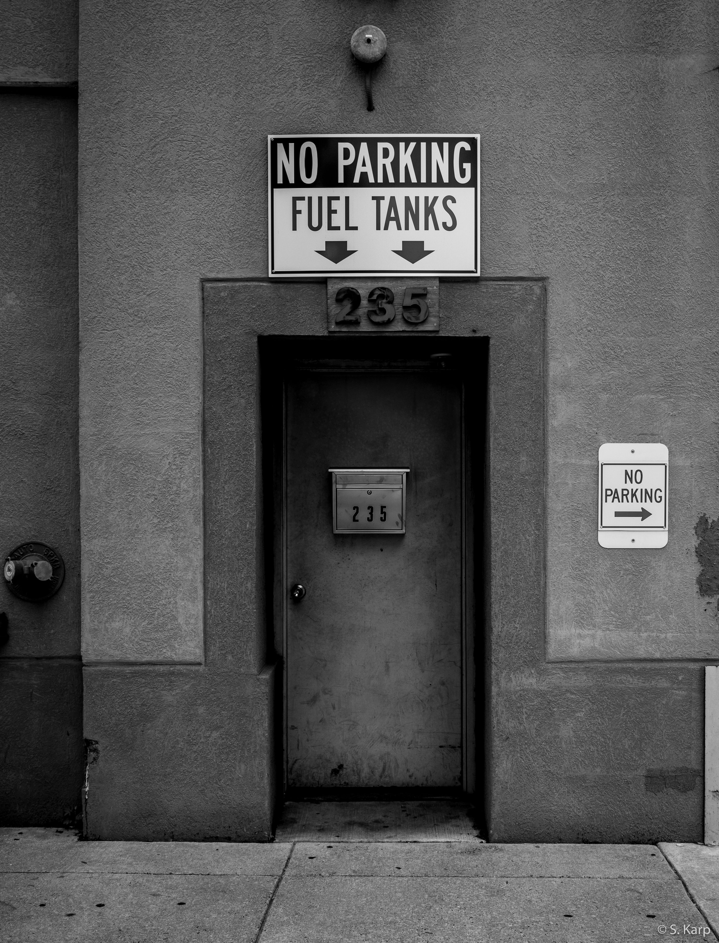 Door #235 ©2019 Karp