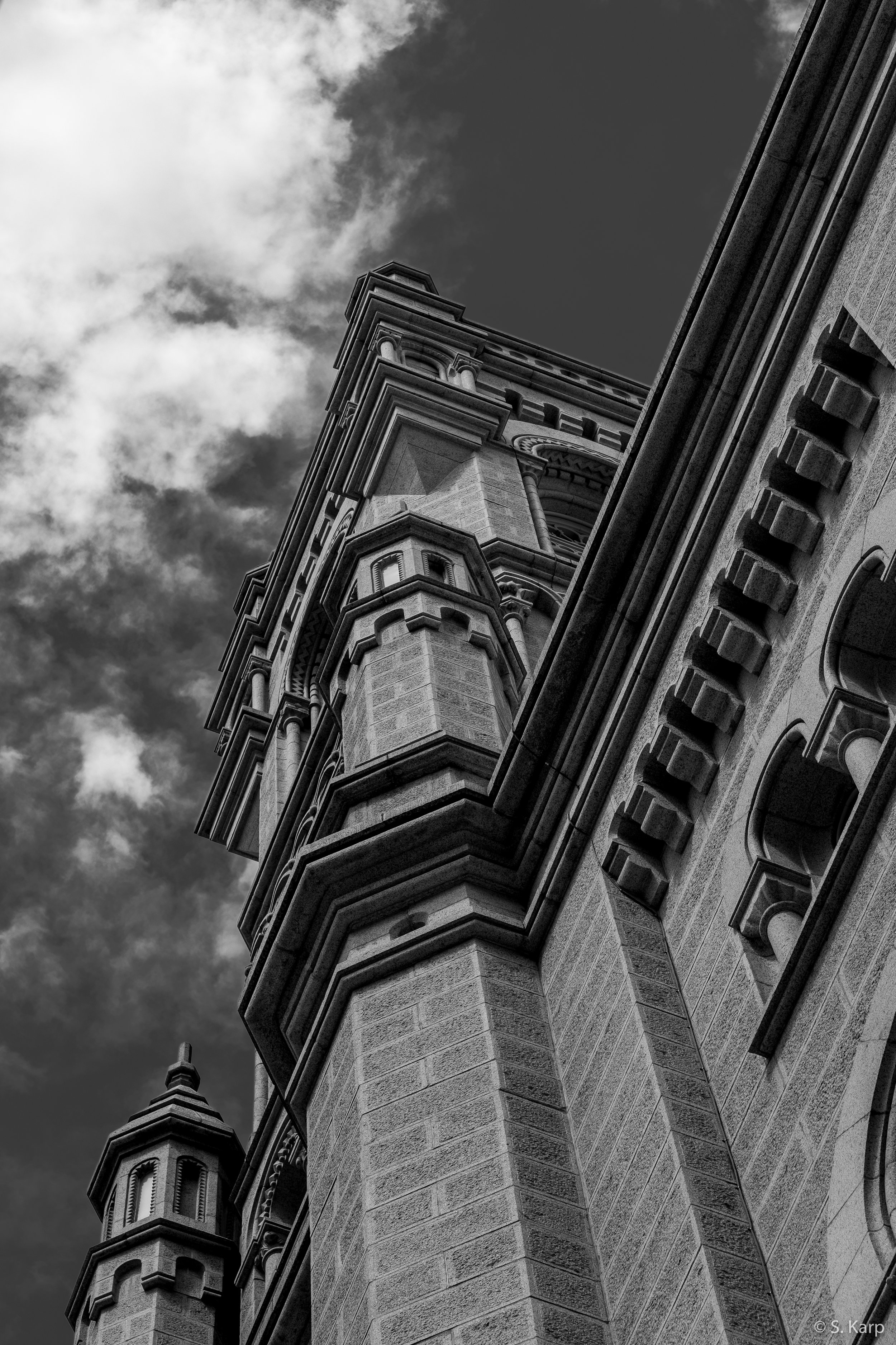 Masonic Temple, Philadelphia, PA. ©2019 Karp