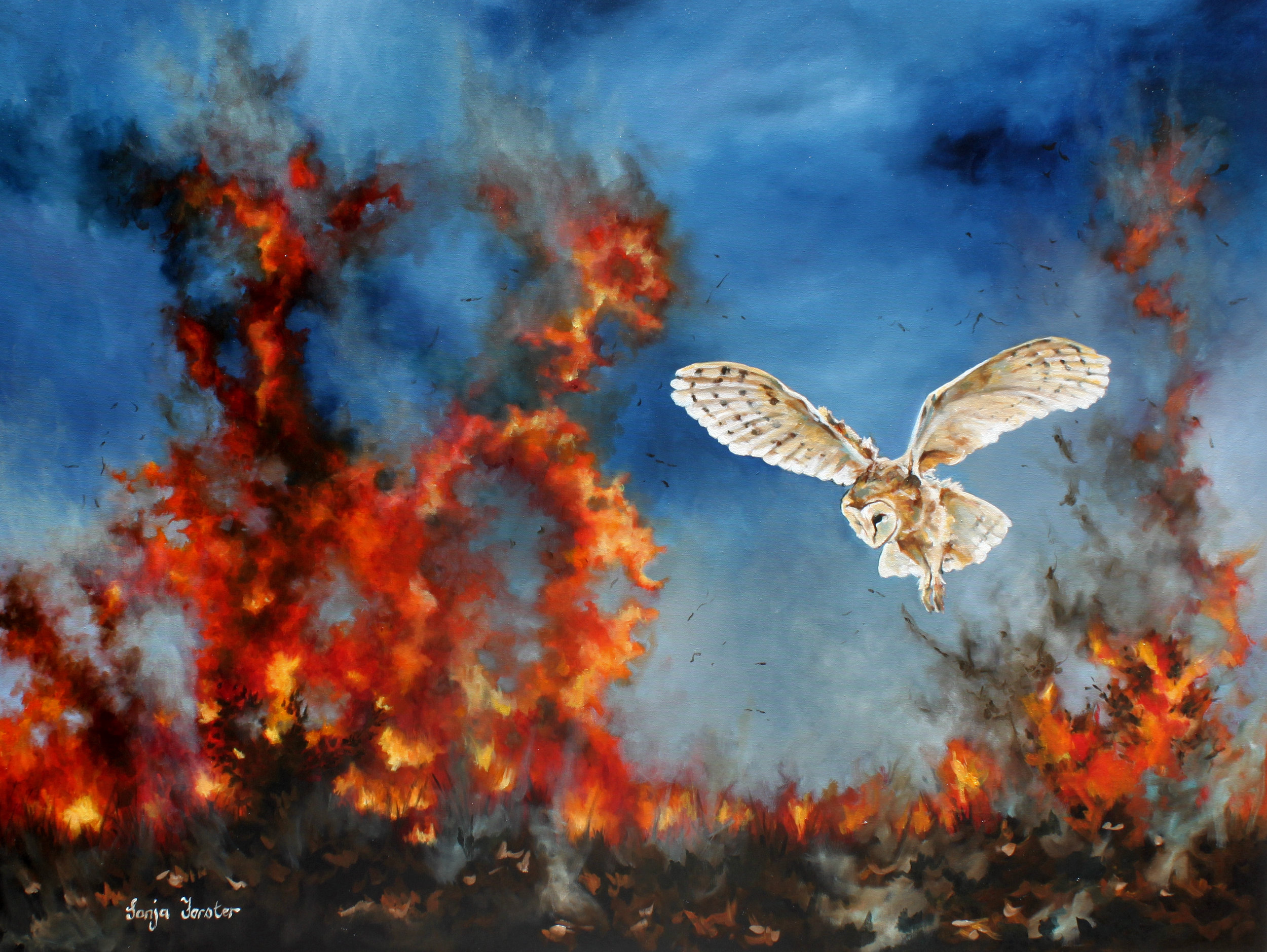 Sonja Forster Art - Devastation and Survival.jpg